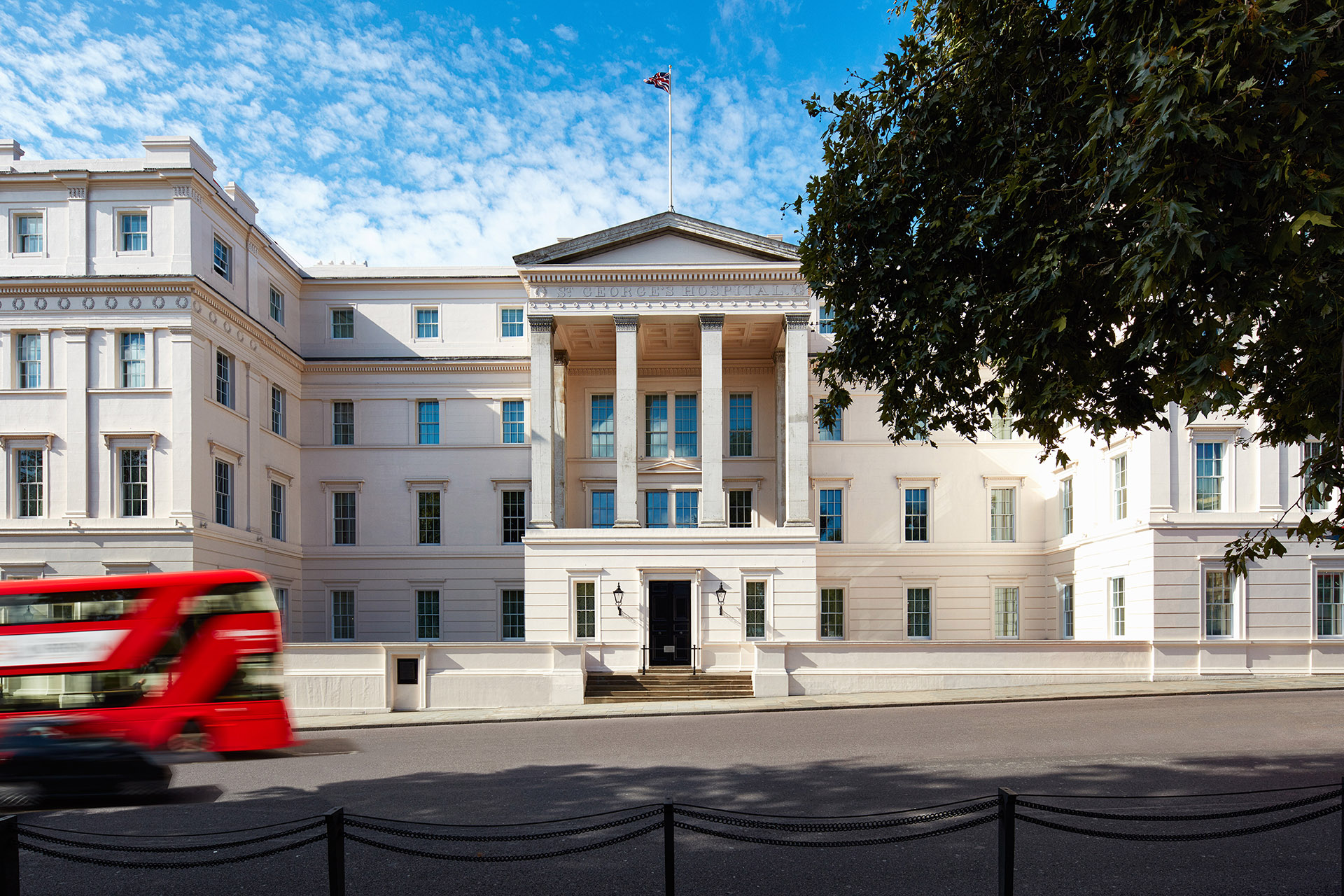 The Lanesborough Hotel